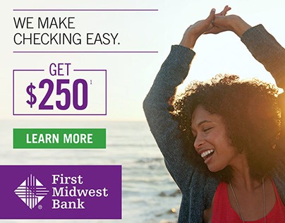 First Midwest Bank Quarterly Campaign