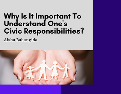 Why Is It Important To Understand Civic Responsibility?