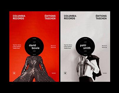 Taschen x Columbia Records | Editorial