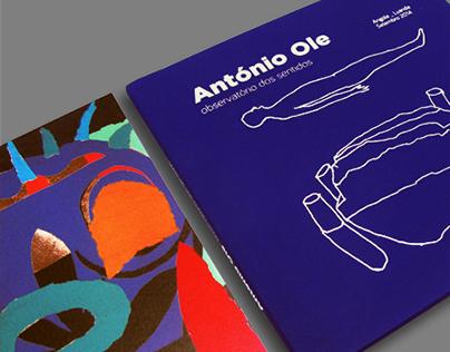 ANTÓNIO OLE / INSTITUTO CAMÕES   / LA FABRICA