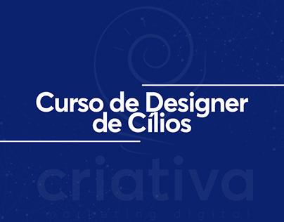Curso Designer de Cílios