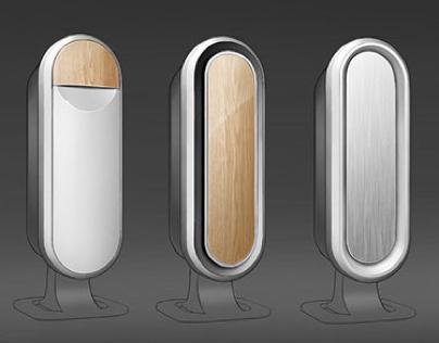 Air Purifier - Redesign
