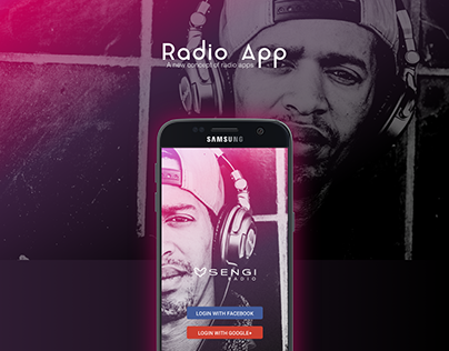 Radio App for Android