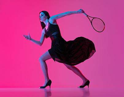 Fashion tennis