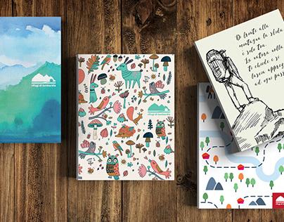 Rifugi di Lombardia Diary Pocket