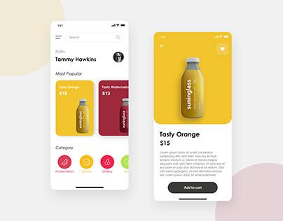 Best Fruit juice App