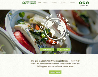Green Planet Catering