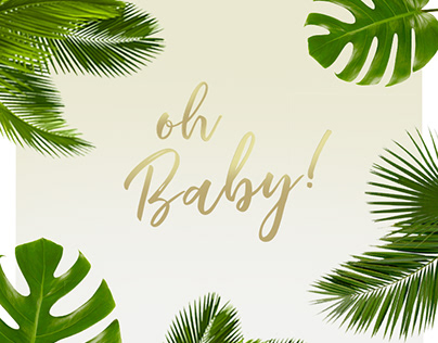 Baby Shower cover