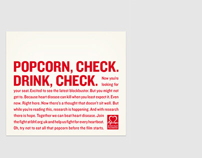Unexpected—BHF Campaign Design