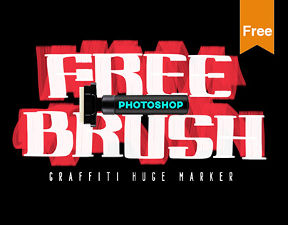 GRAFFITI HUGE MARKER TAG (FREE BRUSH) *PERSONAL PROJECT