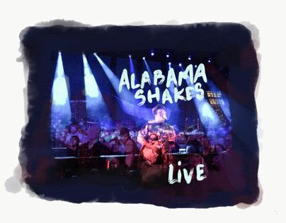 Alabama Shakes Adobe Max 2016