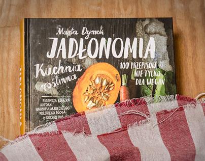 JADŁONOMIA book design & calligraphy 2015