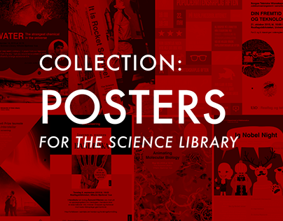 Posters for the Science Library