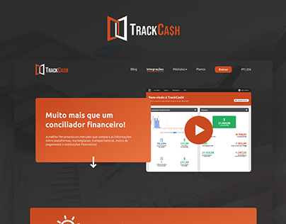 TrackCash - Landing Pages