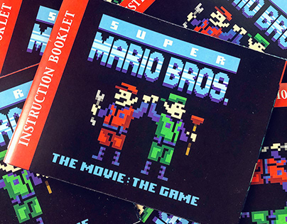 Super Mario Brothers The Movie: The Game