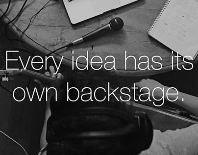 Apple (Music Backstage)