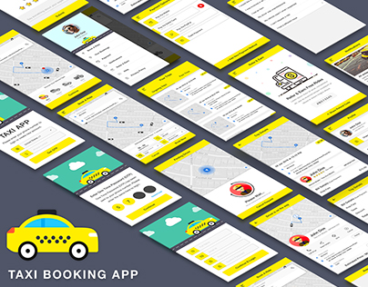 Taxi-Booking-App-UI-Kit