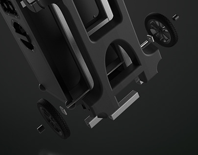 Soundboks 2 Hand Truck Concept