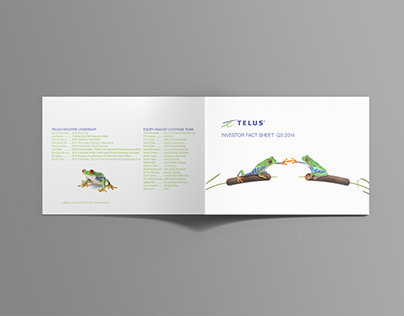 Telus Annual Report 2014