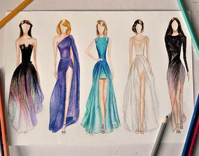 Elie Saab Projects Photos Videos Logos Illustrations And Branding On Behance