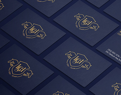 SHOW JUMPING EQUESTRIAN CLUB / branding