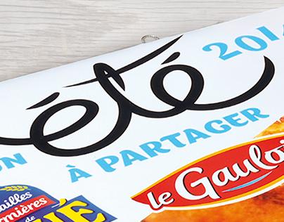 Plaquette LDC & Packaging Le Gaulois été