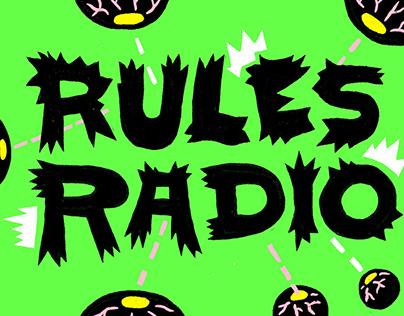Rules Radio Podcast