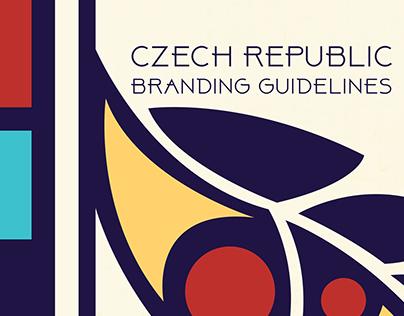 Czech Republic Tourism Branding Guidelines