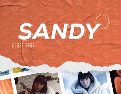 Sandy - Album Covers 2020