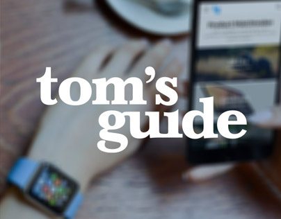 Tom's Guide: Rebranding & Redesign