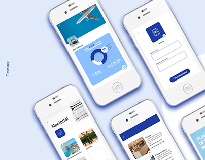 Own Travel Project UX DESIGN