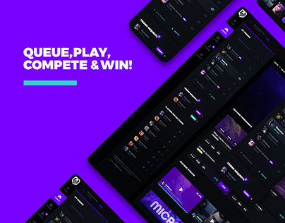 Competitive matchmaking platform for gamers