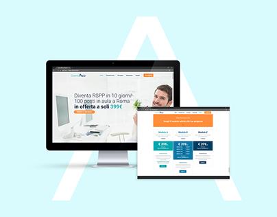 Landing RSPP | WEB DESIGN