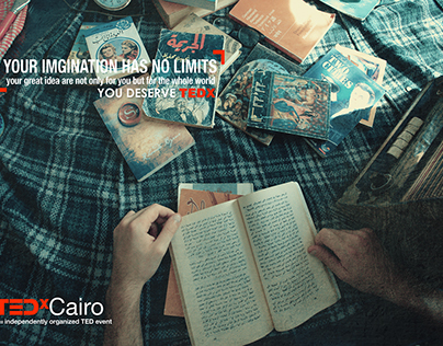 TEDXCAIRO 2016 (graduation project)