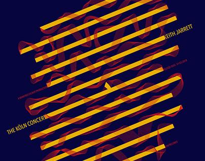 Music Poster + CD | Keith Jarret