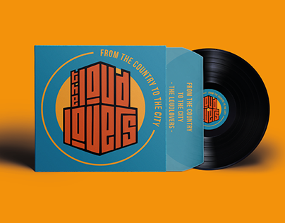 The LoudLovers - Logotype project