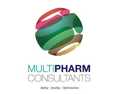 MultiPharm Identity & Branding