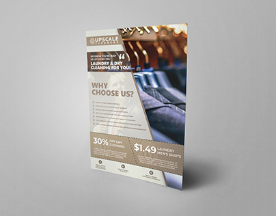 MODERN Flyer Design (contest entry)