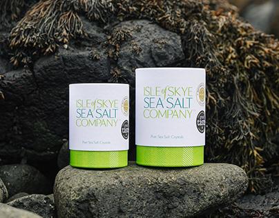Isle of Skye Sea Salt Company
