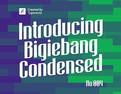 Bigiebang Font - Free Font Download