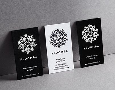 KLOOMBA  |  redesign 2016