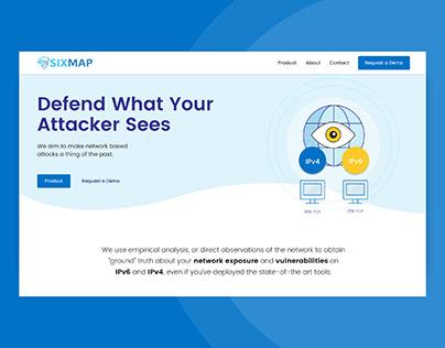 Cybersecurity Website