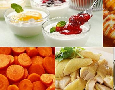 Thực phẩm giàu canxi giúp tăng chiều cao