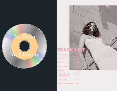 'No Rain, No Flowers' by Sabrina Claudio - lyricbook