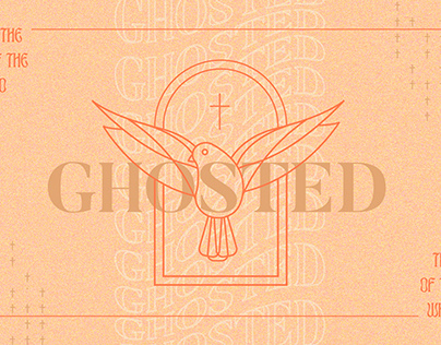 Ghosted | Message Series design option