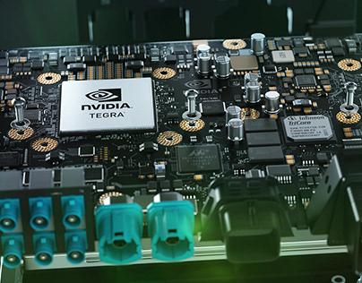 Roborace Nvidia MPx2