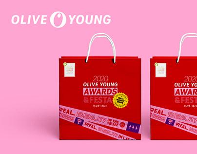 Olive Young 2020 Awards&Festa