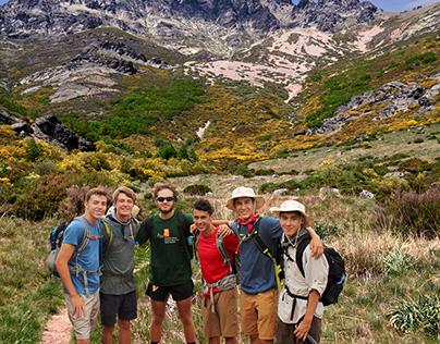 Camino de Ignacio emersion trip project