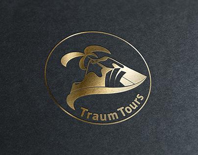 Logo // Traum Tours // Italy