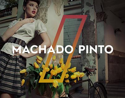 Machado Pinto // Branding + Digita